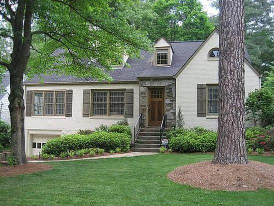 3029 Dale Dr NE, Atlanta, GA 30305