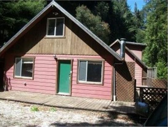 14980 Two Bar Rd, Boulder Creek, CA 95006