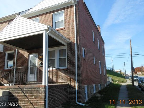 1332 N Ellwood Ave, Baltimore, MD 21213