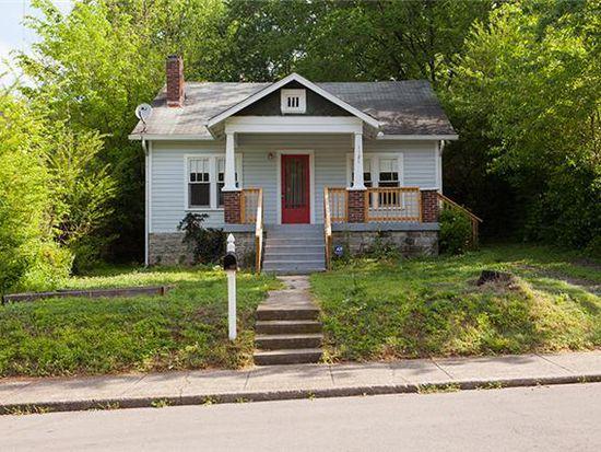 1121 Sharpe Ave, Nashville, TN 37206