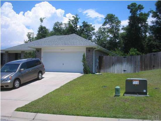 4518 Fort Wagner Rd, Milton, FL 32583