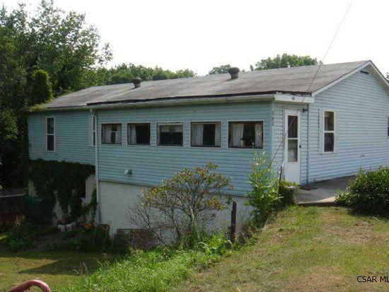 562 Hyasota Hill Rd, Hollsopple, PA 15935