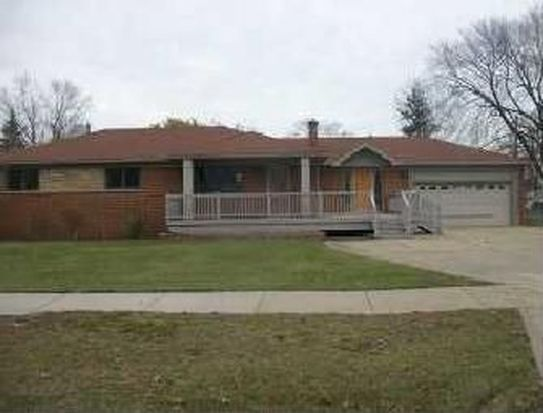 28134 Revere Ave, Warren, MI 48092