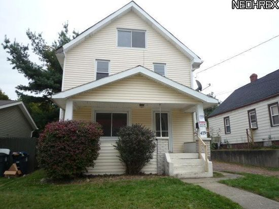479 Butler Ave, Akron, OH 44310