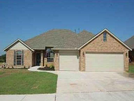 3841 Dove Ave, Harrah, OK 73045