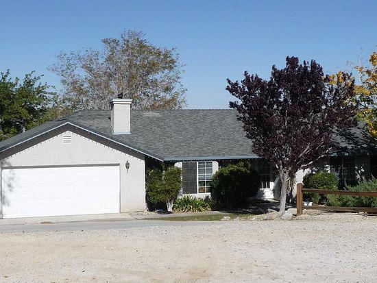 13525 E Avenue W, Pearblossom, CA 93553