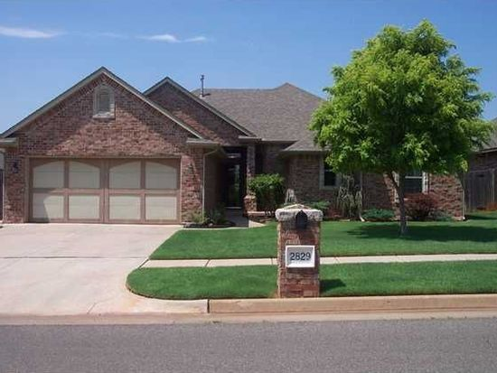 2829 NW 168th Ter, Edmond, OK 73012