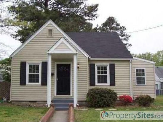 2109 Silbert Rd, Norfolk, VA 23509
