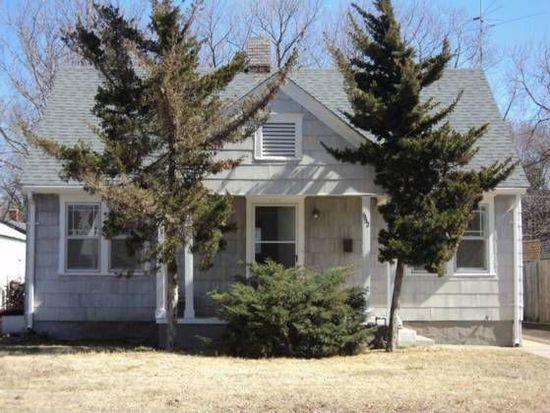 652 N Green St, Wichita, KS 67214