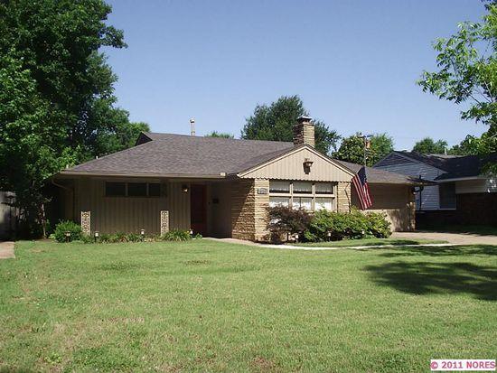 4024 S Oswego Ave, Tulsa, OK 74135