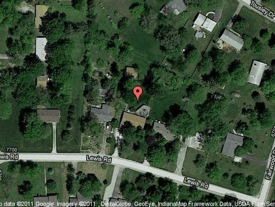 7718 Lewis Rd, Indianapolis, IN 46256