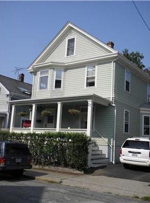 27 Hall Ave, Newport, RI 02840