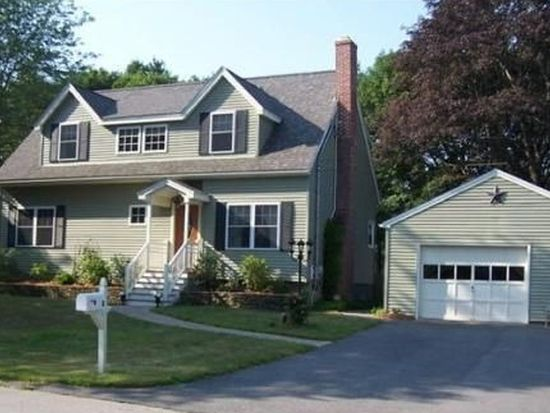 3 Woodcliff Rd, Andover, MA 01810