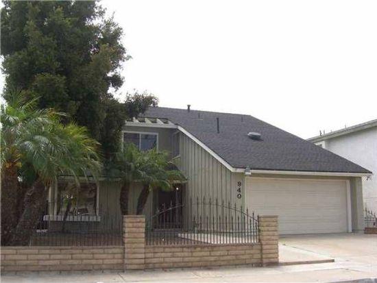 940 Firethorn St, San Diego, CA 92154