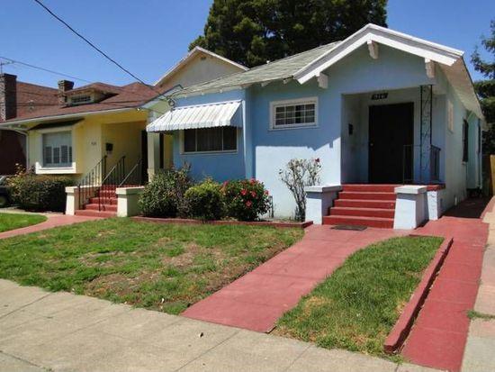 916 54th St, Oakland, CA 94608