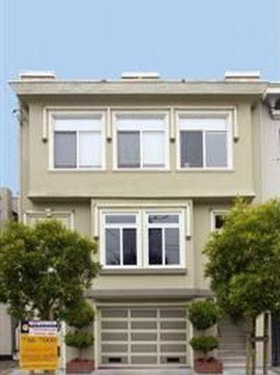 1033 Cabrillo St, San Francisco, CA 94118