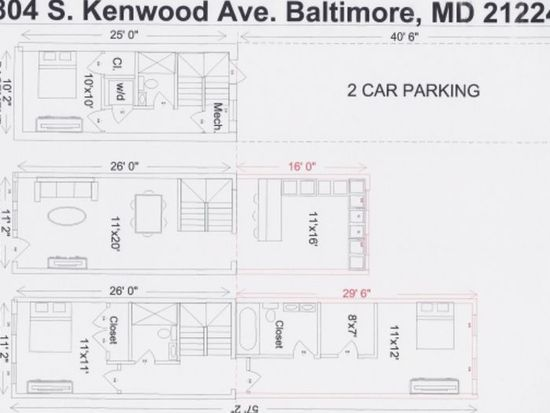 804 S Kenwood Ave, Baltimore, MD 21224