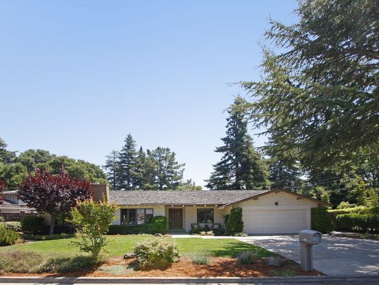 1285 Montclaire Way, Los Altos, CA 94024