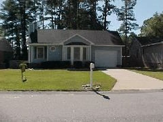 2540 Painters Mill Dr, Fayetteville, NC 28304
