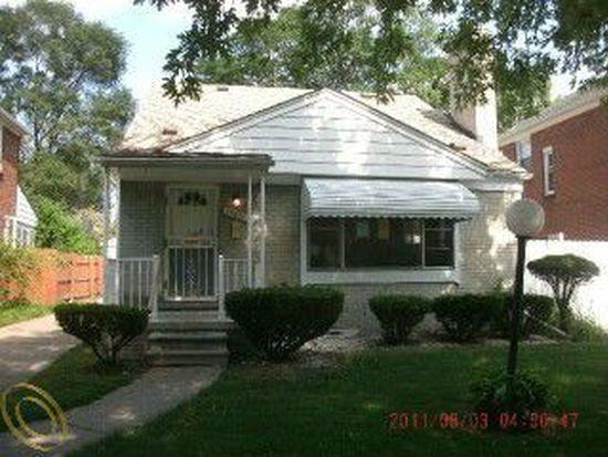 15820 Vaughan St, Detroit, MI 48223
