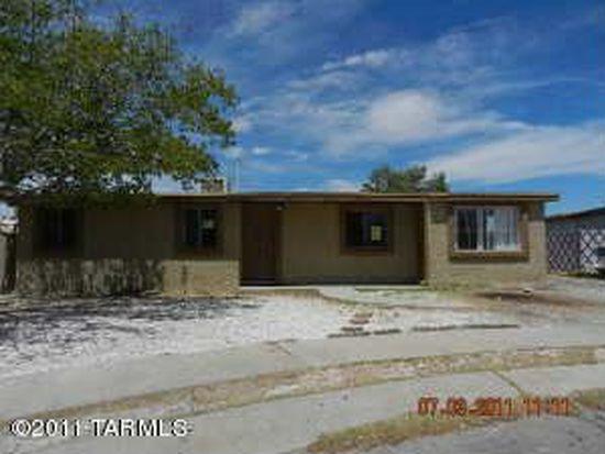 7260 S Jill Pl, Tucson, AZ 85756