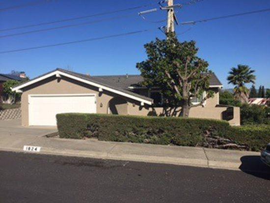 1824 Redwood Dr, Martinez, CA 94553