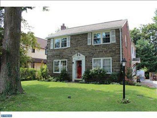 238 Harrogate Rd, Wynnewood, PA 19096