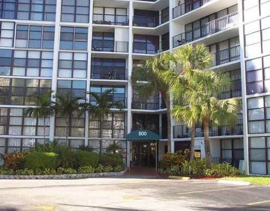 800 Parkview Dr APT 730, Hallandale Beach, FL 33009