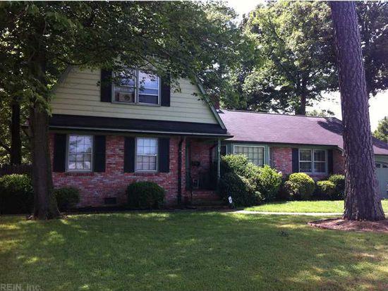 363 Brout Dr, Hampton, VA 23666