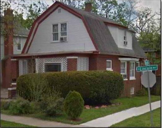 609 S Lincoln Ave, Aurora, IL 60505