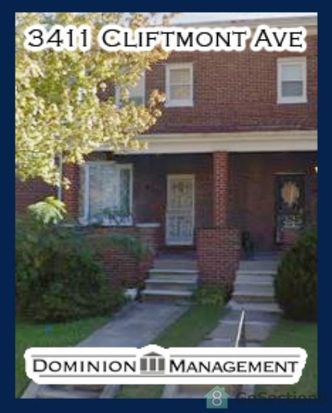 3411 Cliftmont Ave, Baltimore, MD 21213