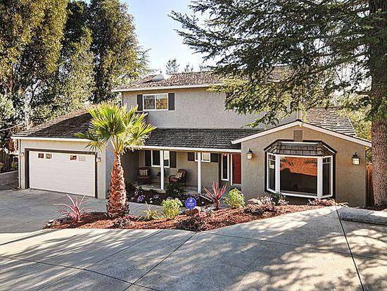 16100 Viewfield Rd, Monte Sereno, CA 95030