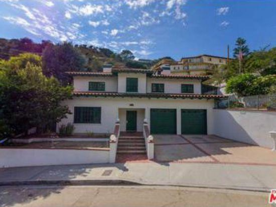 3131 N Beachwood Dr, Los Angeles, CA 90068