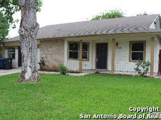 6723 Raintree Frst, San Antonio, TX 78233