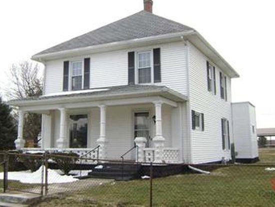 315 W Walnut St, Linden, IN 47955