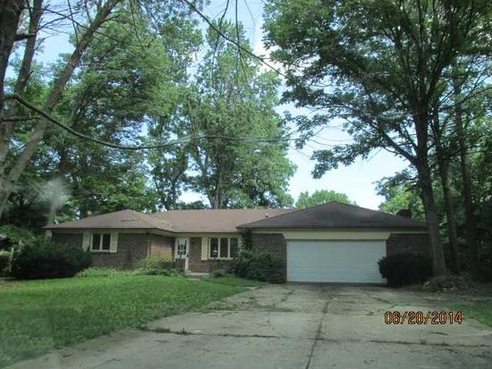 420 Woodhill Dr, Indianapolis, IN 46227