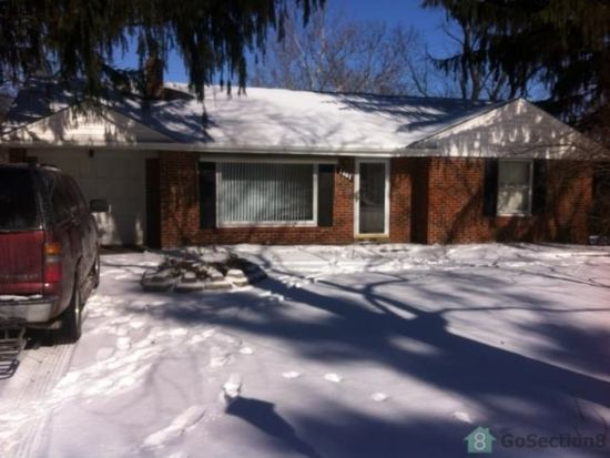1361 Thatcher Ave, Saint Louis, MO 63135