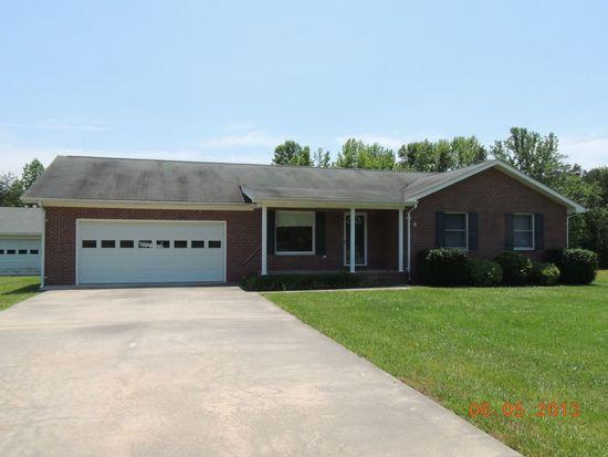 255 Priddy St, Keysville, VA 23947