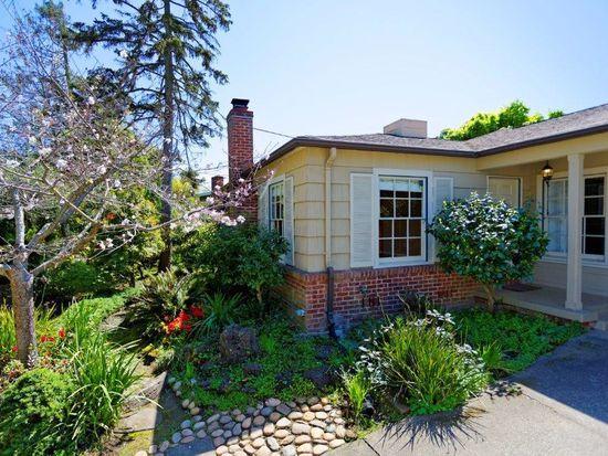 282 Los Altos Dr, Kensington, CA 94708