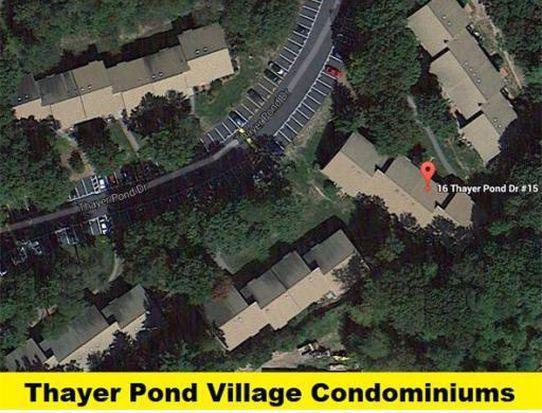 16 Thayer Pond Dr UNIT 15, North Oxford, MA 01537