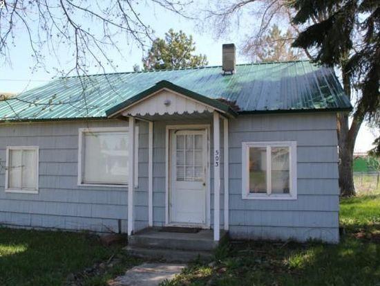 503 N Douglas St, Wallowa, OR 97885