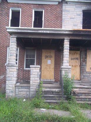 2473 Westport St, Baltimore, MD 21230