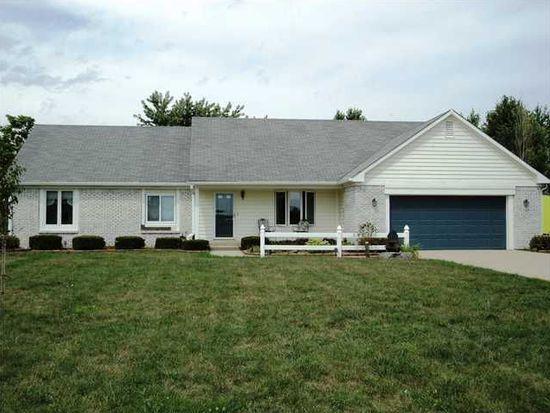 520 N Buck Creek Rd, Greenfield, IN 46140