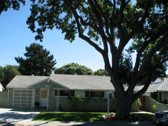 1361 Las Palmas Dr, Santa Clara, CA 95051