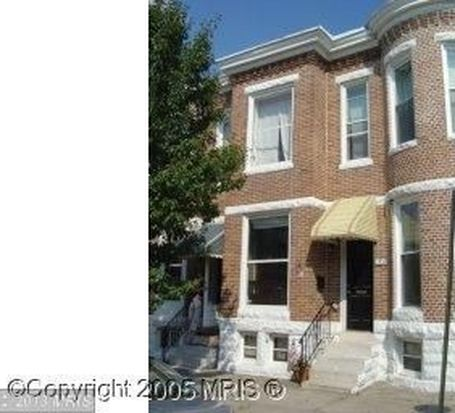 1711 Jackson St, Baltimore, MD 21230