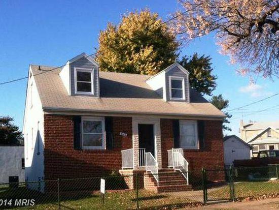 6764 Graceland Ave, Baltimore, MD 21224