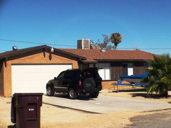 6996 Juniper Ave, Twentynine Palms, CA 92277