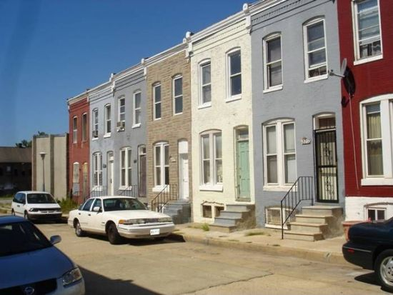 2214 Henneman Ave, Baltimore, MD 21213