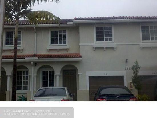 21123 NW 14th Pl APT 441, Miami, FL 33169