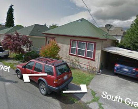 2612 S Grand St, Seattle, WA 98144